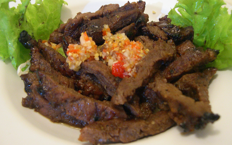 Resep Masakan Daging Sapi Goreng
