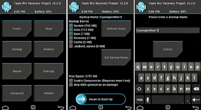 Twrp Recovery Xiaomi
