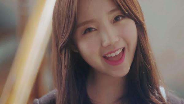 Lovelyz' Kei (케이) in Hi~ MV