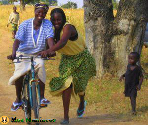 Bicicleta da Diversão