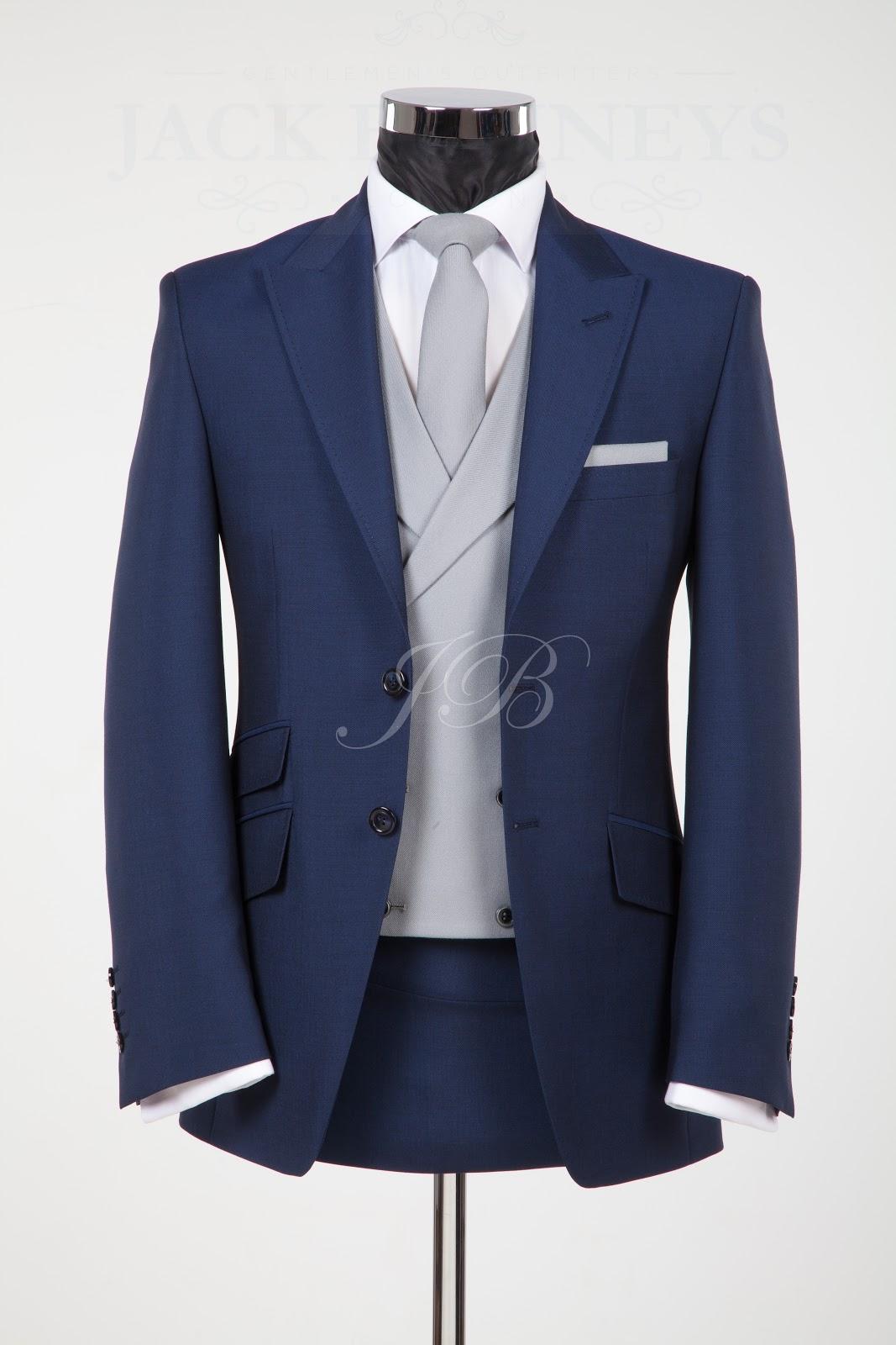 Vintage blue wedding suit blue wedding suit to hire blue lounge suit