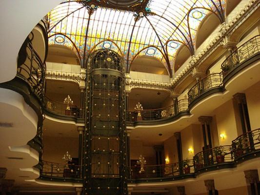 Quo art art nouveau Art nouveau arquitectura