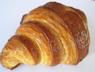 Le croissant de Claire Damon. Des Gâteaux et du Pain