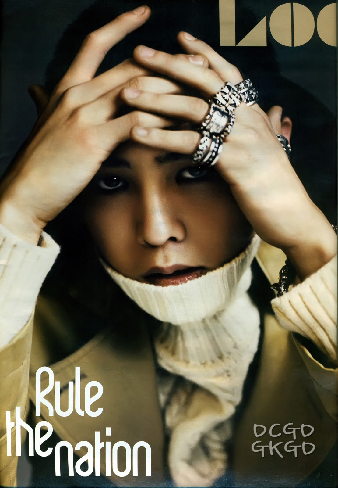 G-Dragon  Photos - Page 2 Gdragon-1st-look-magazine-scans_086