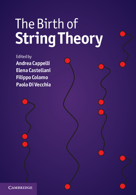 Can someone walk me through the string theory math that described what made the world?