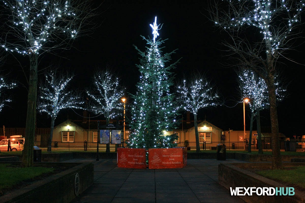 Christmas tree Wexford