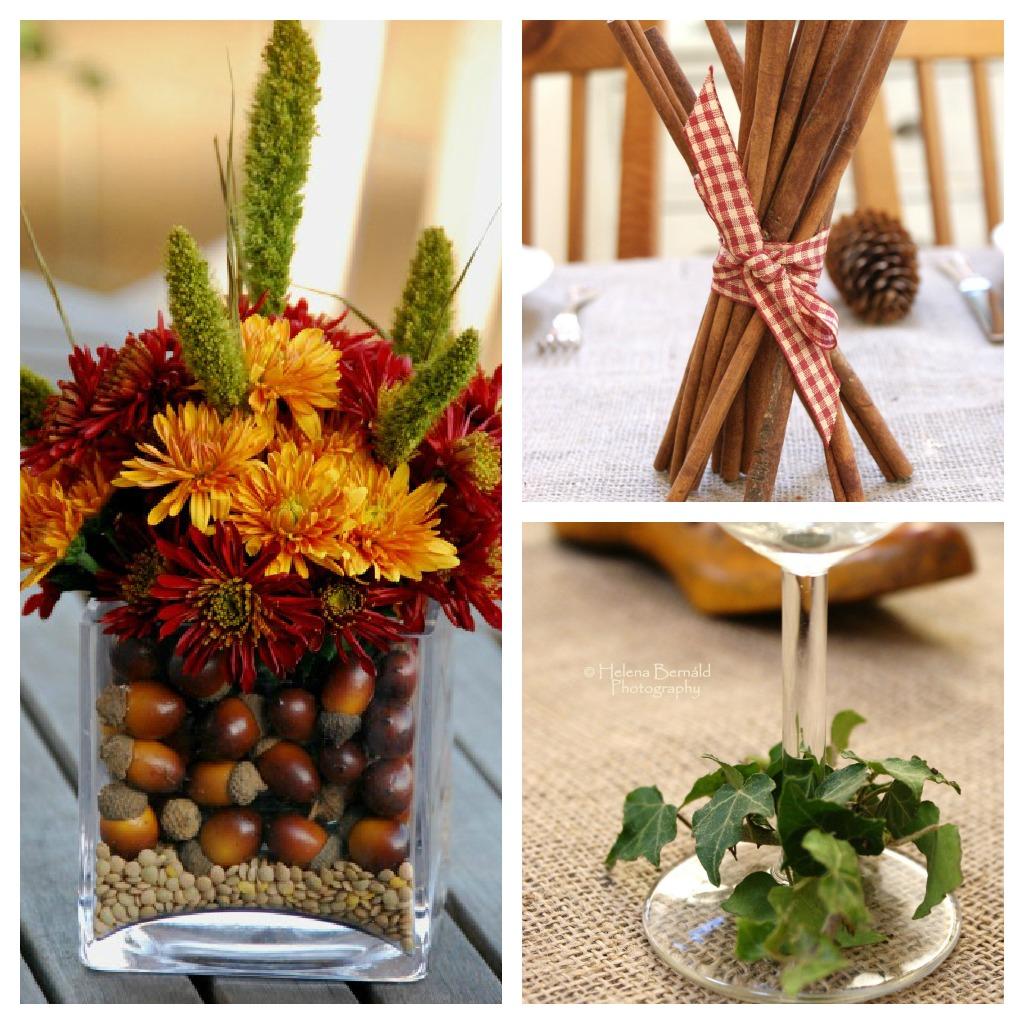 Tra orto e giardino decorazioni autunnali spunti dal for Decorazioni giardino