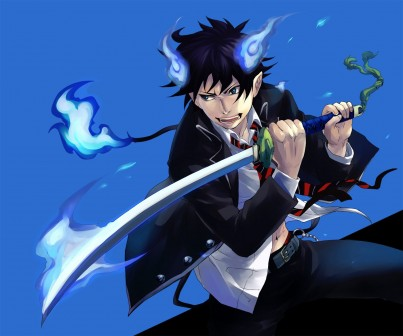Blue Exorcist Manga
