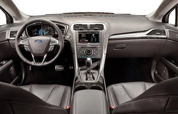 carros novos novo ford 2015 Fusion