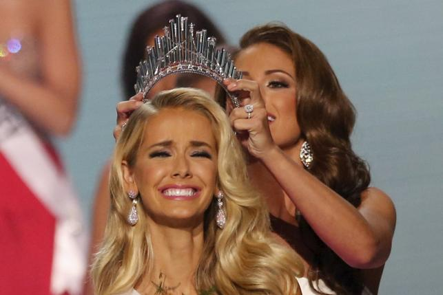 Olivia Jordan from Oklahoma is the 2015 Miss USA