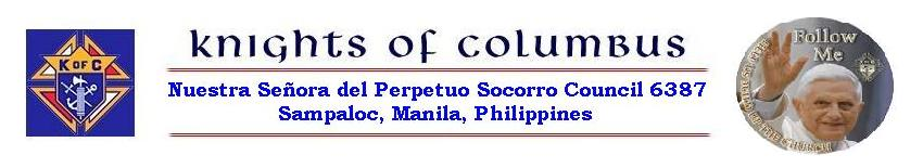 Knights of Columbus Council No. 6387