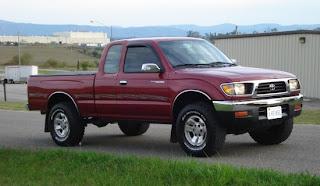 1995-1997 Toyota Tacoma Service Manual (RZ-FE 5VZ-FE)