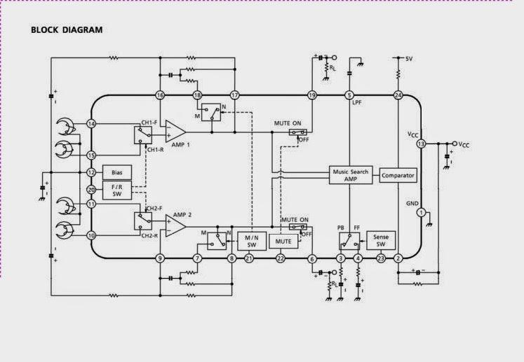 amplifiercircuits com  auto reverse