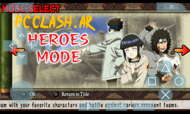 naruto ultimate ninja heroes for android free download