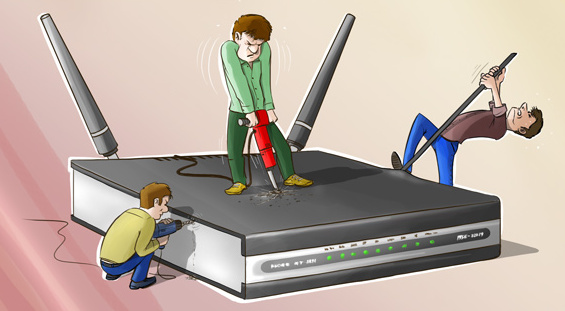 Is your router being hacked