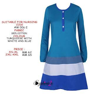 T-Shirt-Muslimah-Awanazstyle-AW006E