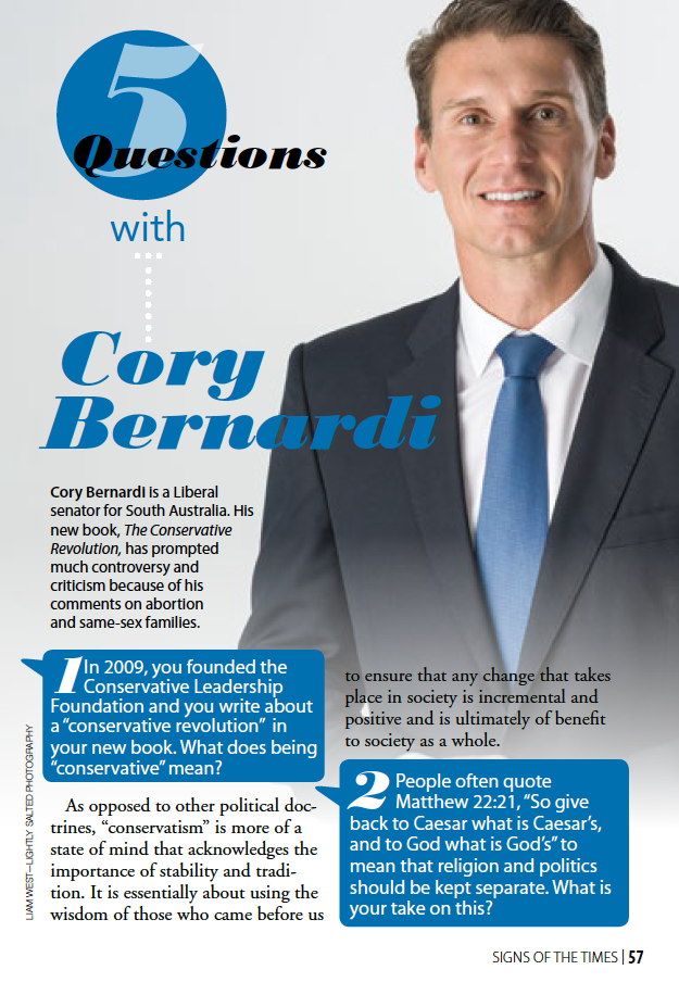 http://writingsofmel.blogspot.com/2014/03/5-questions-with-cory-bernardi.html
