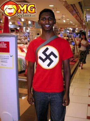 [Image: funny-black-guy-nazi-shirt.jpg]