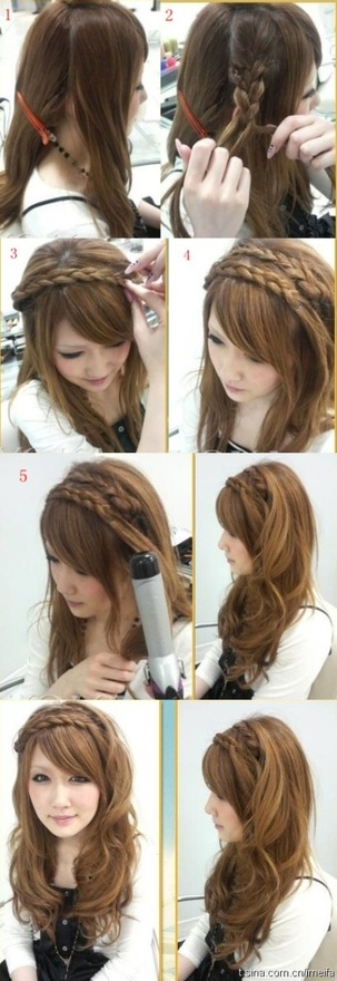 Kanubeea Hair Clip: Kepang Silang Untuk Ke Pesta