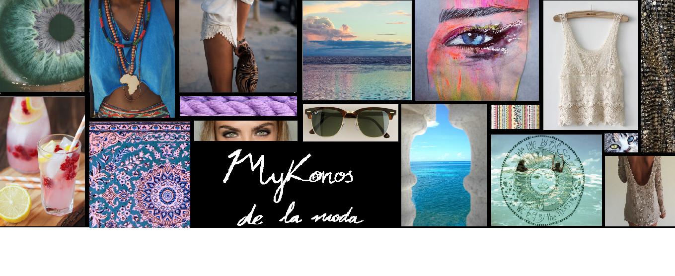 Mykonos de la moda