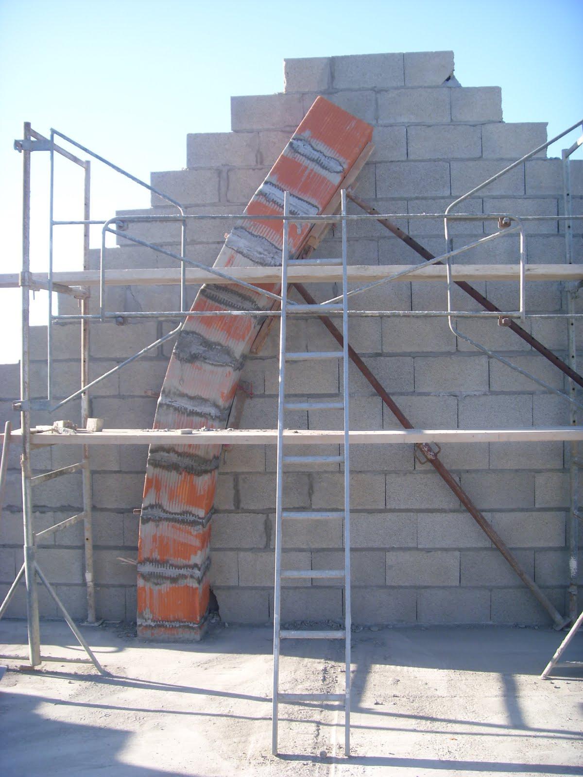 Construction de notre maison ma onnerie conduit for Maison prefabrique en beton prix