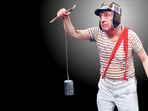 Bilboquê do Chaves