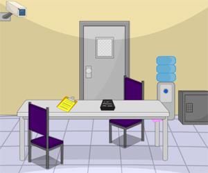 Solucion Escape Plan: Police Station