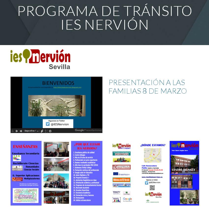 PROGRAMA DE TRÁNSITO