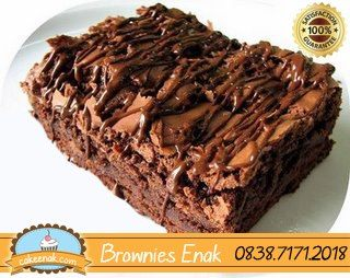 brownies enak