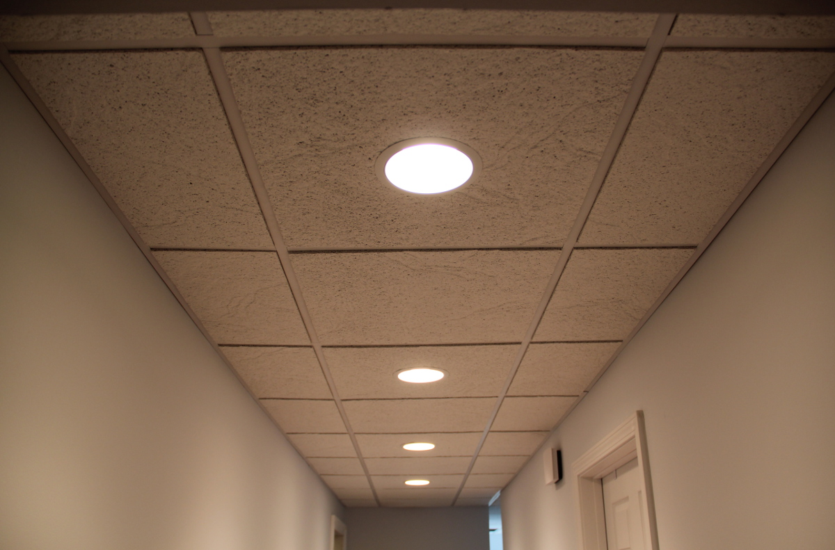 What Recessed Lights For Drop Ceiling : Book of errant pages suspended ceilings are awesome