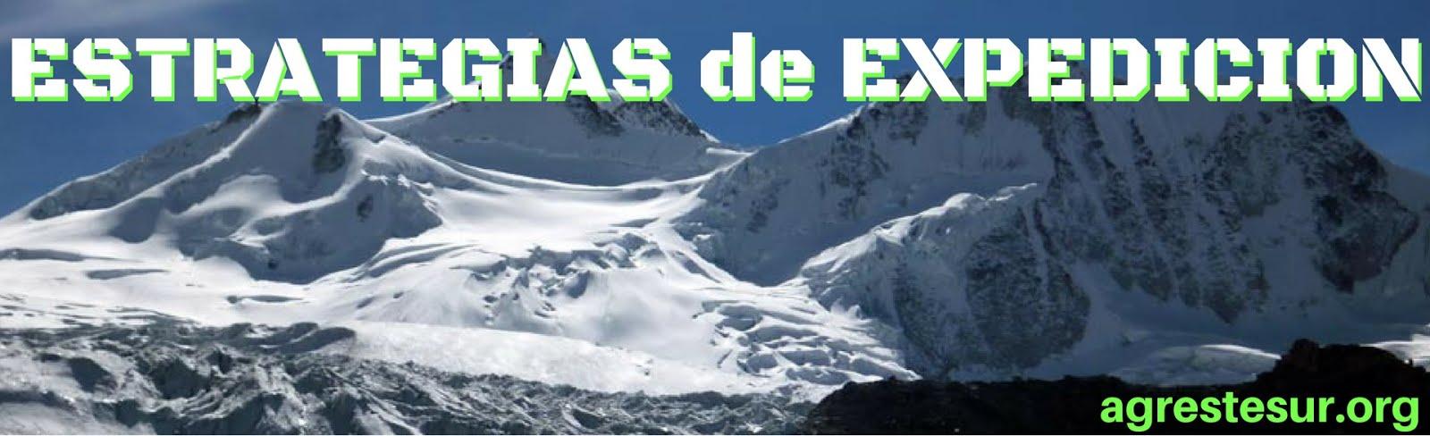 ESTRATEGIAS de EXPEDICION