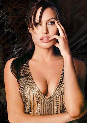 Angelina Jolie photoshoot