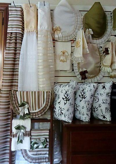 Textiles en Isabela Home