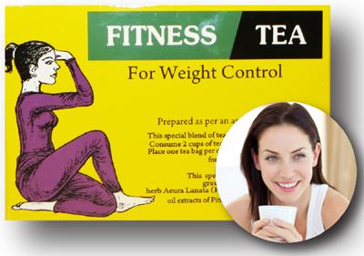 Чай Млесна Fitness Tea