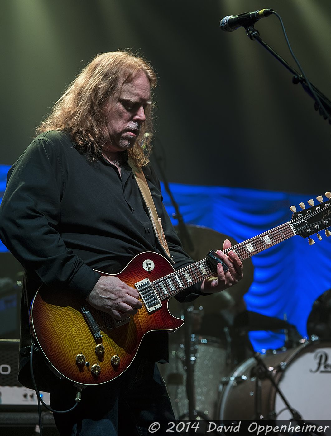Warren Haynes with Gov't Mule