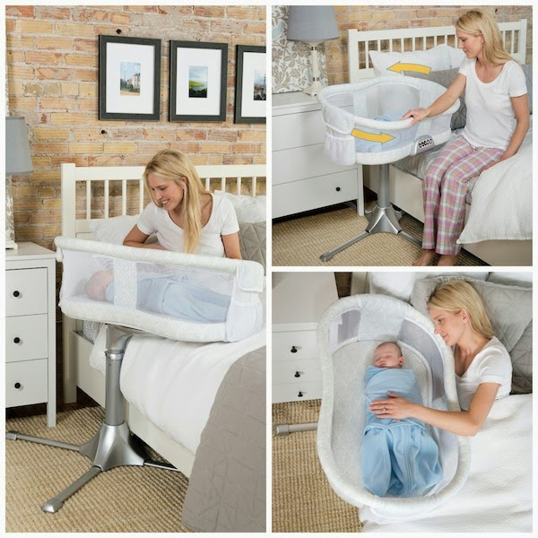 Halo Swivel Sleeper a new generation of bassinets.