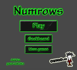 numrows flash game