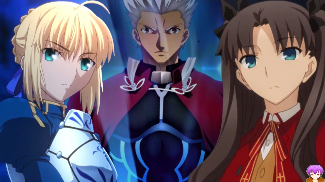 Fate/stay night: Unlimited Blade Works 2 -12/12