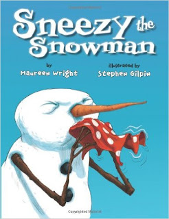 Sneezy the Snowman is a perfect book to use to teach fluency, sequencing, and retelling with key details in K-2.