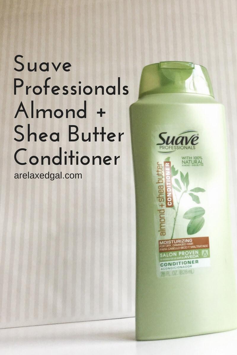 Almond butter for hair