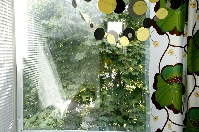 keittiön ikkuna