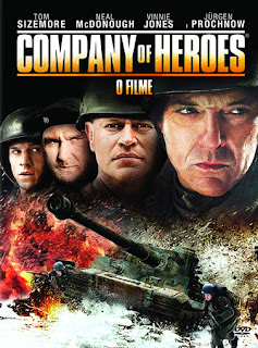 Company of Heroes: O Filme - DVDRip Dual udio