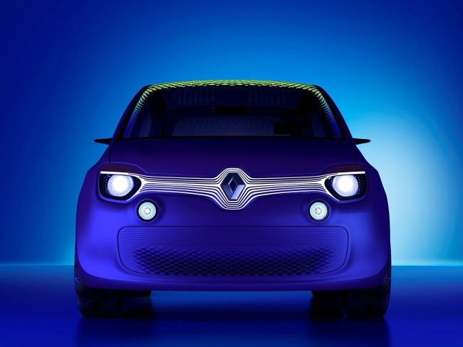 Renault Twin'Z Concept Car