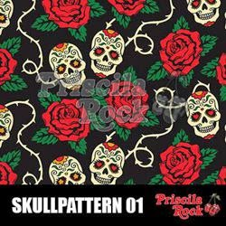 SKULLPATTERNS Exclusivo