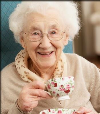 pamuk büyükannem
