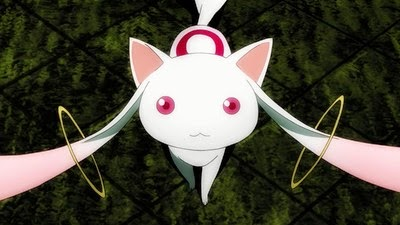 Puella Magi - Madoka Magica Incubator