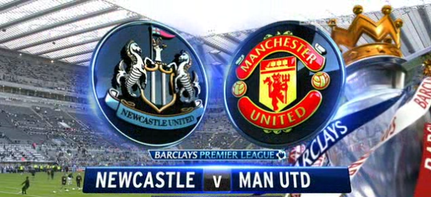 WATCH LIVE: Newcastle United vs. Manchester United