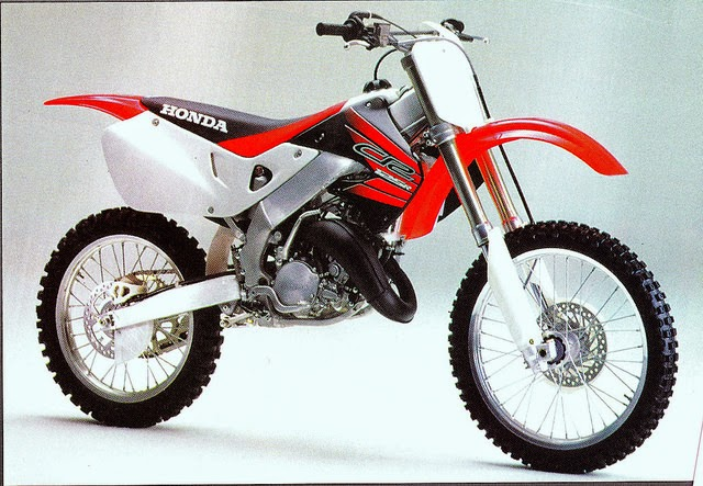 Yamaha Cr Q