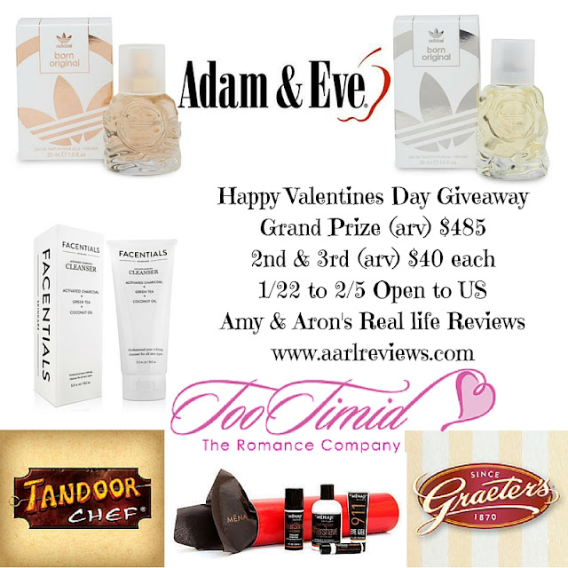 Valentine's Day Date Night Giveaway | Finding Sanity in Our Crazy Life