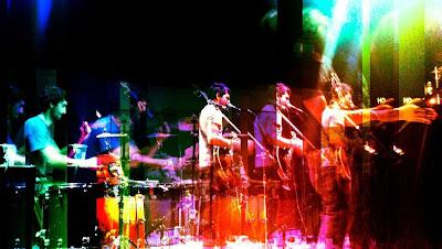 zien años grupo banda indie musica